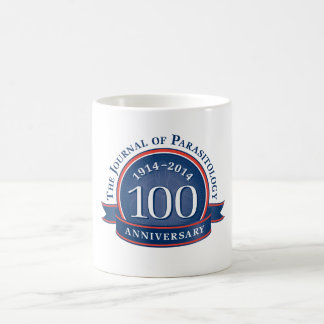 The Journal of Parasitology 100th Anniversary Coffee Mug