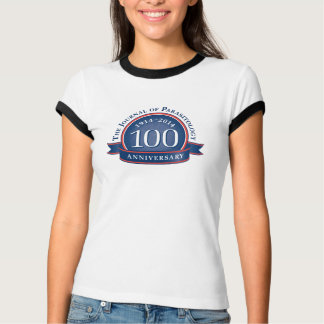 The Journal of Parasitology 100th Anniversary T-Shirt