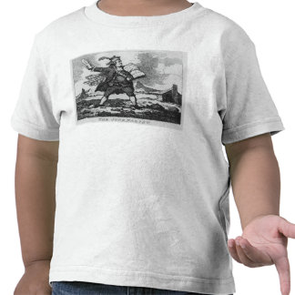 The Journalist T-shirts