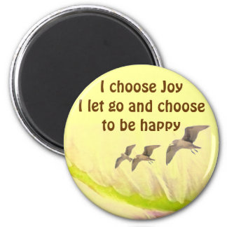 The Journey_ 2 Inch Round Magnet