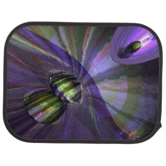 The Journey Abstract Car Floor Mat