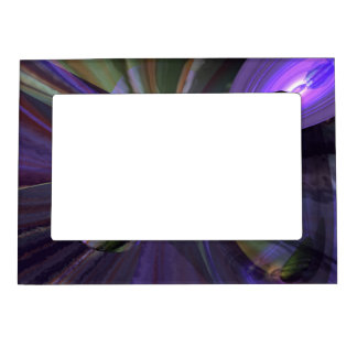 The Journey Abstract Magnetic Frame
