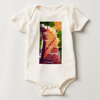 The Journey Baby Bodysuit