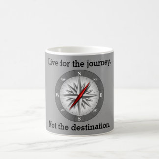 The Journey - coffee mug
