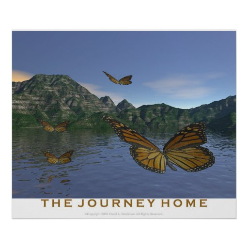 The Journey Home Poster