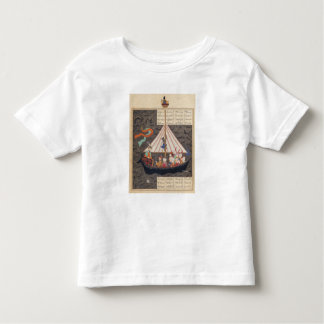 The Journey of Alexander the Great Toddler T-shirt