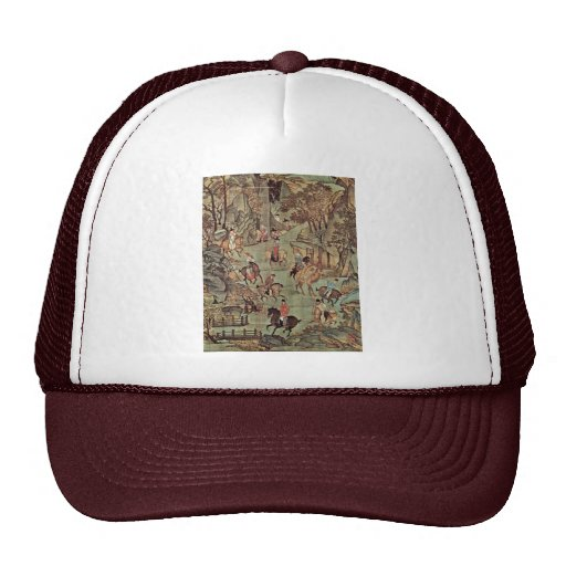 The Journey Of The Emperor Ming Huang Shu After By Trucker Hat