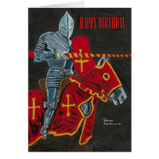 The Jouster Cards