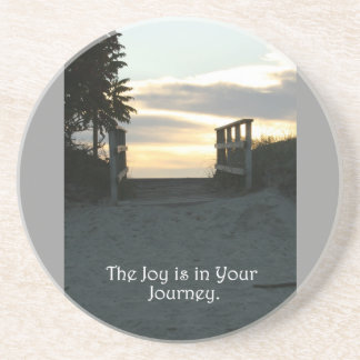 The Joy is in Your Journey Coaster