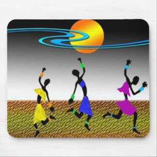 The Joy Of Dance Mouse Pad