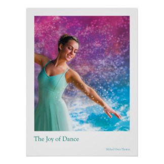 The Joy of Dance Poster