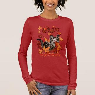 The Joy Of Fall Leaves Shirt