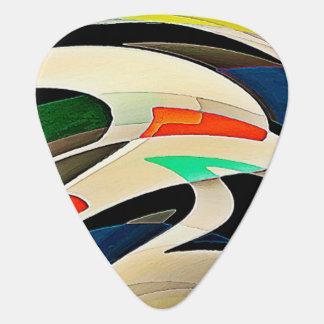 The Joy of Life Guitar Pick