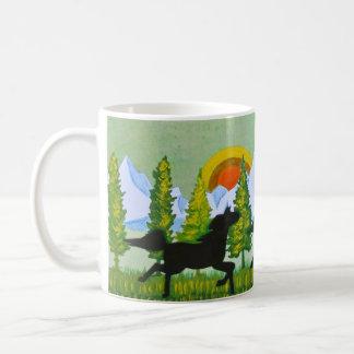 The Joy of Riding Coffee Mug