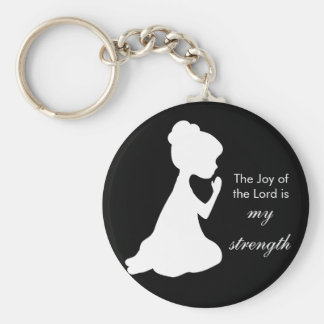 The Joy of the Lord Keychain