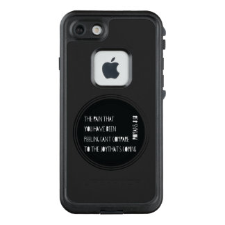The Joy That's Coming Romans 8:18 LifeProof FRĒ iPhone 7 Case