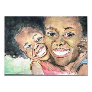 The Joys of Motherhood 5x7 Paper Invitation Card
