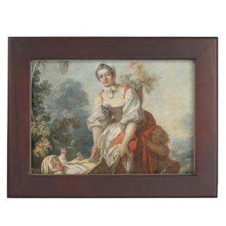 The Joys of Motherhood by Fragonard Keepsake Box