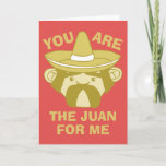 The Juan For Me Holiday Card
