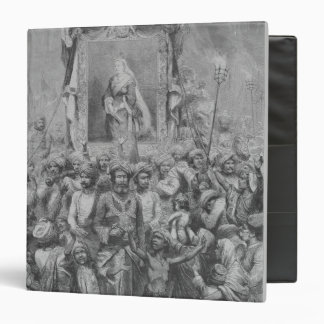 The Jubilee in the East- An Allegory, 1887 Binder