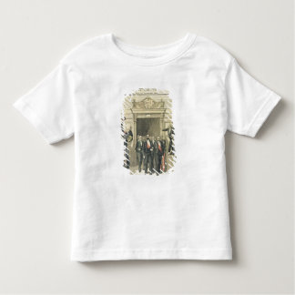 The Jubilee of Louis Pasteur  at the Sorbonne Toddler T-shirt