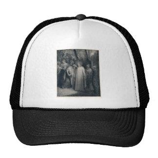 The Judas Kiss Mark 14:45 by Gustave Doré 1866 Trucker Hat