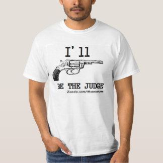 THE JUDGE PRO GUN PISTOL PACKING CONCEAL CARRY 2ND T-Shirt