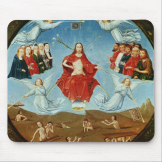 The Judgement Mouse Pad
