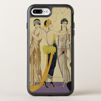 The Judgement of Paris, 1920-30 (pochoir print) OtterBox Symmetry iPhone 8 Plus/7 Plus Case