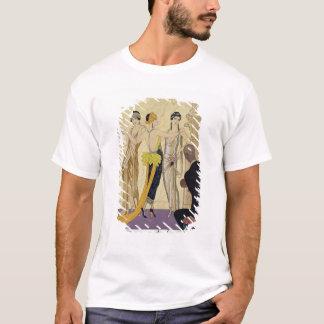 The Judgement of Paris, 1920-30 (pochoir print) T-Shirt