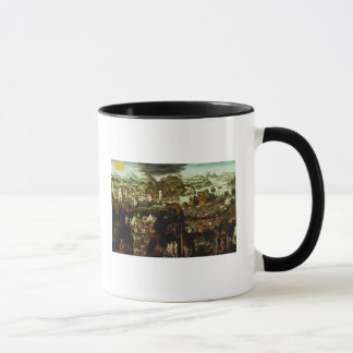 The Judgement of Paris and the Trojan War, 1540 Mug