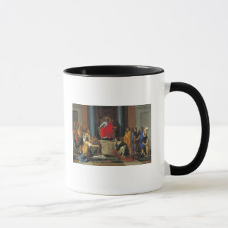The Judgement of Solomon, 1649 Mug
