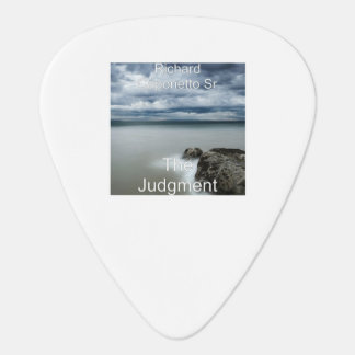 The Judgment Guitar Pick