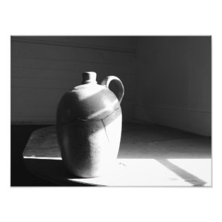 The Jug Pring Photo Print