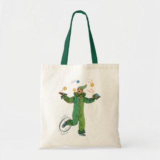 The Juggling Clown Budget Tote Bag