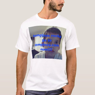 the july tempjoes shirt