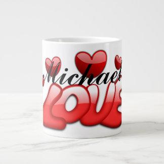 The Jumbo Love Mug