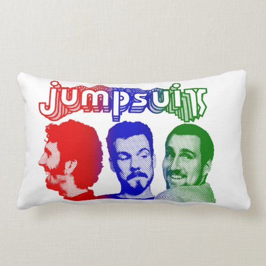 The Jumpsuit RGB Pillow