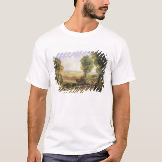 The Junction of the Severn and the Wye with Chepst T-Shirt
