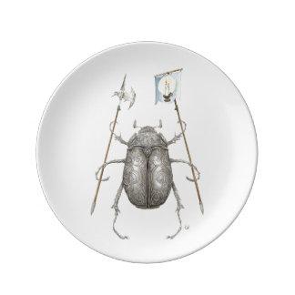The Junebug Knight Plate