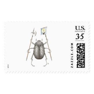 The Junebug Knight Postage