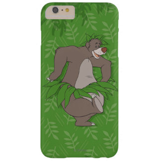 The Jungle Book Baloo with Grass Skirt Barely There iPhone 6 Plus Case
