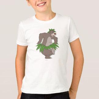 The Jungle Book Baloo with Grass Skirt T-Shirt