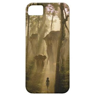 The Jungle Book Elephants iPhone SE/5/5s Case