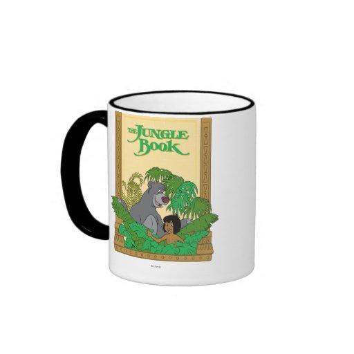The Jungle Book - Mowgli and Baloo Coffee Mug