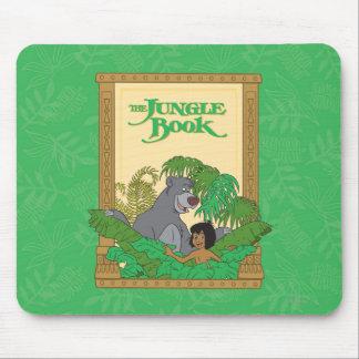 The Jungle Book - Mowgli and Baloo Mouse Pad