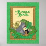 The Jungle Book - Mowgli and Baloo Poster