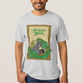 The Jungle Book - Mowgli and Baloo Tees