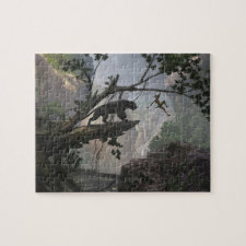 The Jungle Book   Mystery of the Jungle Jigsaw Puzzle