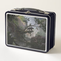The Jungle Book | Mystery of the Jungle Metal Lunch Box